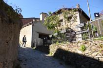Església de Sant Pere d´Aixirivall.