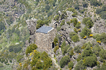 Església de Sant Martí de Nagol.