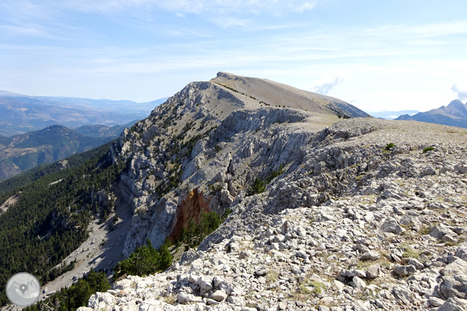 Ascensió a la Torreta de Cadí (2.562m) 1