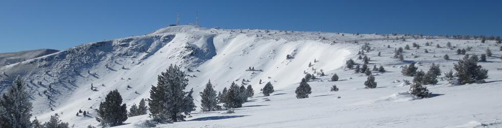 Torreta de l�Orri (2.439m) per les Comes de Rubió