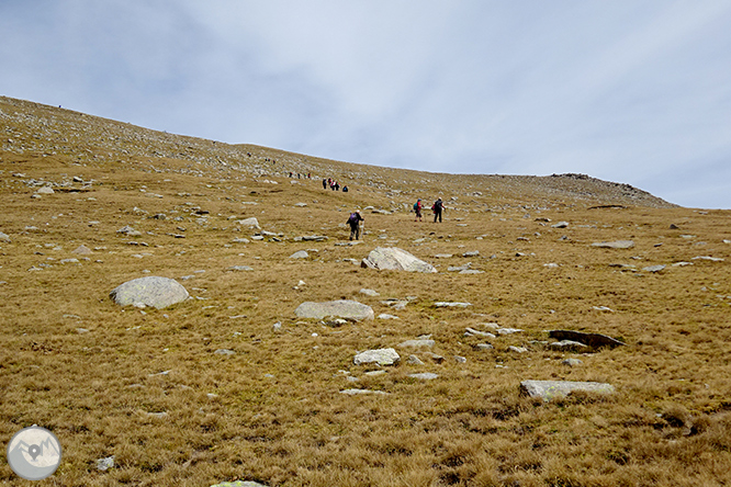 Tossa Plana de Lles (2.905m) des del Pradell 1