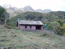 Cabana de l´Artiga de Lin.