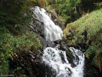 Cascada de Pomèro.