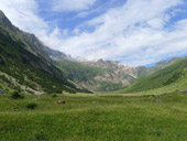 Vall d�Otal des de Sant Nicolau de Bujaruelo