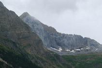 Pic d´Otal (2.709m).