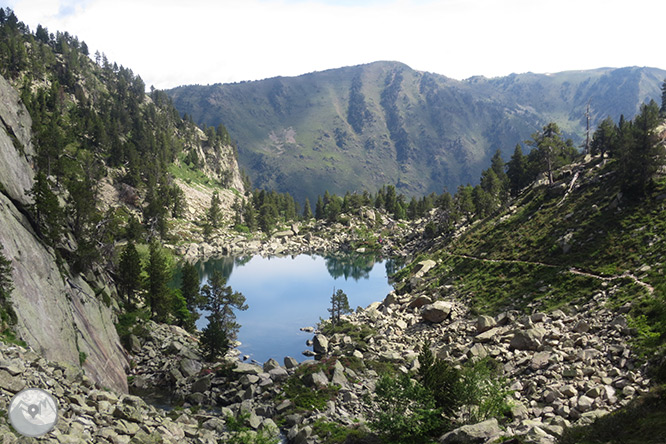 La vall i els estanys de Gerber 1