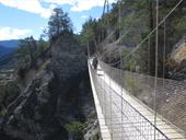 Via del Nicolau a l�Alt Bergued�