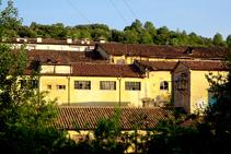 Les antigues fàbriques de Cal Rosal.