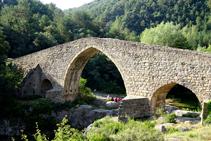 El pont de Pedret.