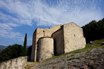 Sant Quirze de Pedret.