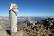 Cim del Gran Vignemale o Pique Longue (3.298m).