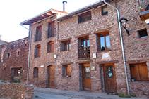 Refugi Vall de Siarb a Llagunes.