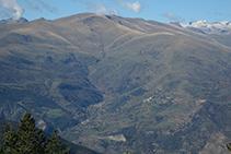 La vall d´Àssua.