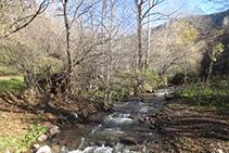Riu de Llagunes, també conegut com a riu del Cantó.