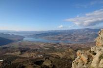 Gran part del Pallars Jussà als nostres peus.